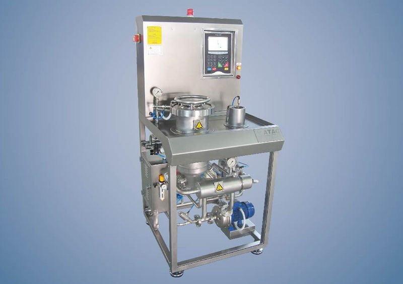 Bobbin Dyeing Machine ATC – DYE BB01F