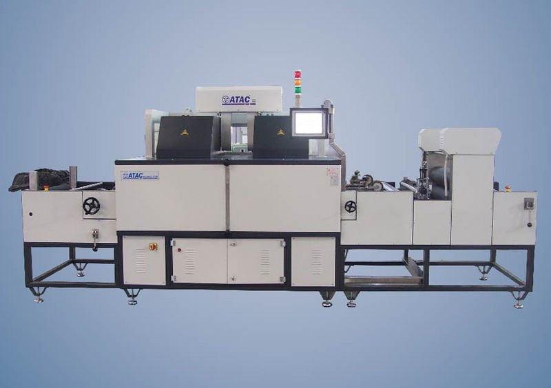 Laboratory Type Continuous Stenter (Basic) ATC-GK40C