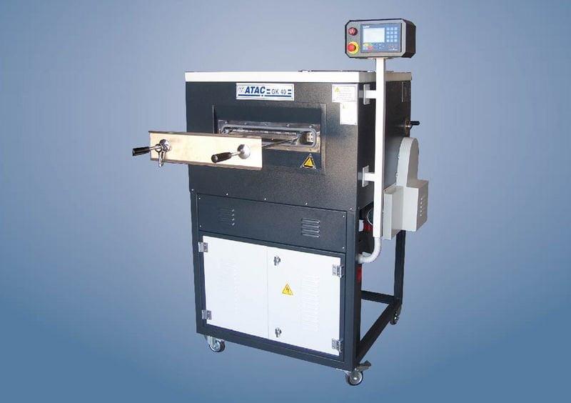 Laboratory Type Stenter ATC-GK40