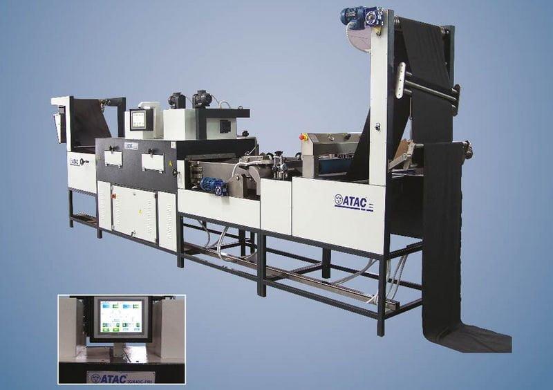 Laboratory Type Continuous Stenter ATC-GK40C/S